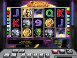 Obrázek ze hry automatu Golden Planet online zdarma