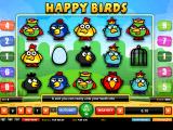 obrázek automatu Happy Birds online zdarma