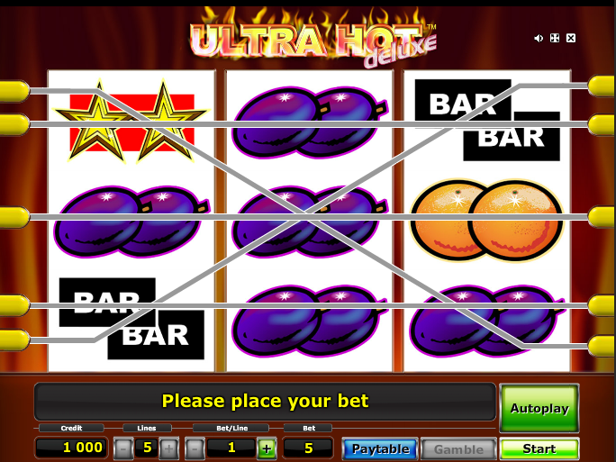 how to play online casino ultra hot deluxe