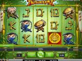 obrázek ze hry automatu Thunderfist online zdarma