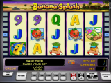 Online automat zdarma Banana Splash