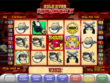 Gold Rush Showdown online automat zdarma