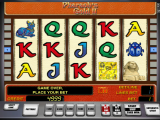 Pharaoh´s Gold II online automat zdarma