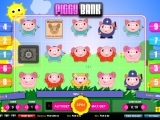 Piggy Bank automat online zdarma