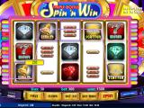 Triple Bonus Spin 'N Win online automat zdarma