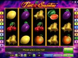 Fruit Sensation online automat zdarma