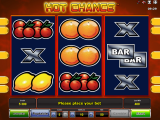 online automat Hot Chance zdarma