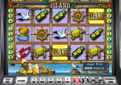 Island online automat zdarma