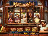 Hrací casino automat Mamma Mia!