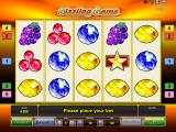 online automat Sizzling Gems zdarma