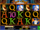 Book of Magic online automat zdarma