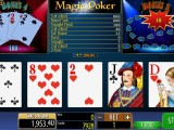 automat Magic Poker online zdarma