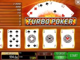 online automat zdarma Turbo Poker