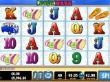 Online casino automat Cash Wave zdarma