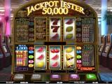 výherní online automat Jackpot Jester 50.000