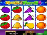 online hrací automat zdarma Magic Fruits 4