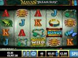 online casino automat Mayan Treasures zdarma
