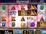 Online automat Pharaoh´s Dream zdarma