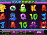 automat So Many Monsters online zdarma
