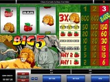 Big 5 online automat zdarma
