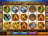výherní online automat Eagle´s Wings zdarma