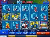 Herní online automat zdarma Ice Hockey