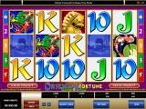 casino online automat Oriental Fortune zdarma