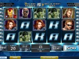Hrací online automat The Avengers zdarma