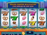 Zdarma herní online automat Cash Coaster