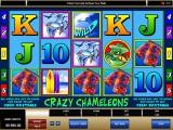 Výherní automat Crazy Chameleons zdarma online