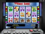 Online automat zdarma First Class Traveller
