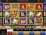 Herní online automat zdarma Gopher Gold