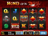 Zdarma online automat Hand of the Devil