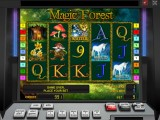 Casino automat zdarma Magic Forest online