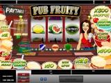 Hrací automat zdarma Pub Fruity online