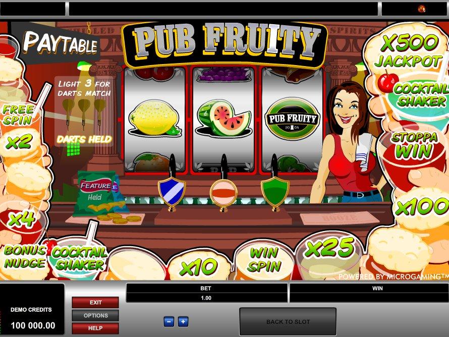 Slot machines fruit online caesars windsor casino billy joel