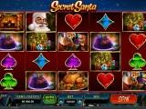 Hrací automat Secret Santa zdarma online