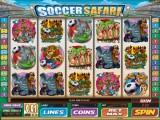 Hrací automat zdarma Soccer Safari online