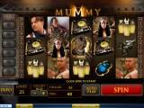 Hrací online automat The Mummy zdarma