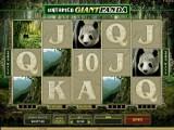Zdarma online automat Untamed Giant Panda