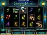 Výherní online automat Victorian Villain zdarma