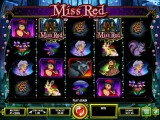 Herní casino automat Miss Red bez registrace
