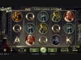 Casino hrací automat The Invisible Man zdarma