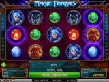 Casino automat Magic Portals zdarma online