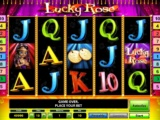 Online casino automat Lucky Rose zdarma