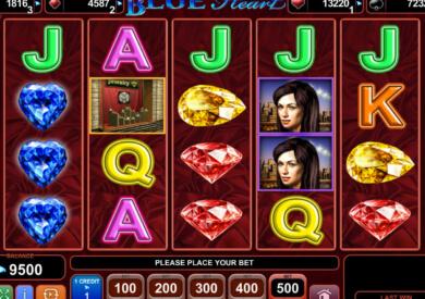 online casino ohne einzahlung blue heart