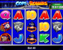 Online automatová casino hra Cops'n'Robbers Millionaires Row