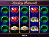 Online casino hra Dazzling Diamonds zdarma, bez vkladu