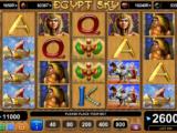 Obrázek ze hry automatu Egypt Sky zdarma