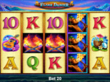 Online casino automat Flame Dancer zdarma
